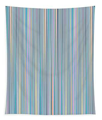 Oh Baby Blue - Stripes Tapestry