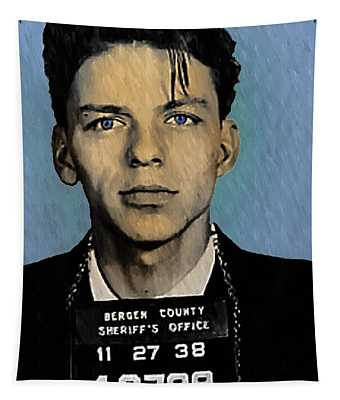 Old Blue Eyes - Frank Sinatra Tapestry