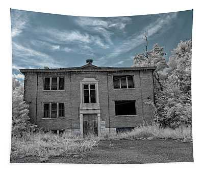 Old Edmonton High School Ir 2 Tapestry