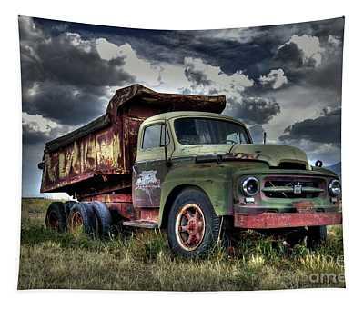 Old International #2 Tapestry