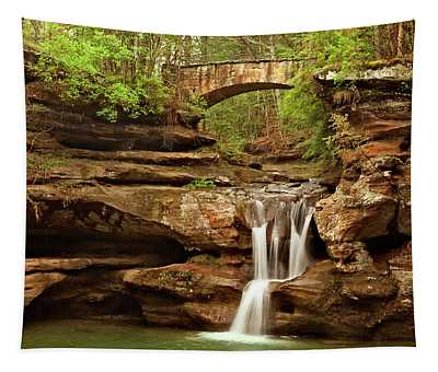 Old Mans Cave Tapestry