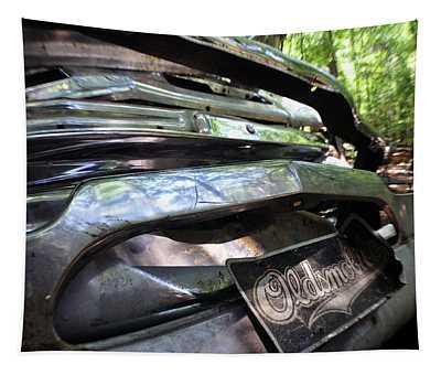 Oldsmobile Bumper Detail Tapestry