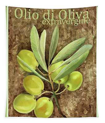 Olio Extravergine Di Oliva Tapestry