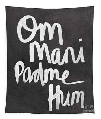 Om Mani Padme Hum Tapestry