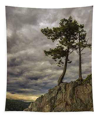 Ominous Weather Tapestry