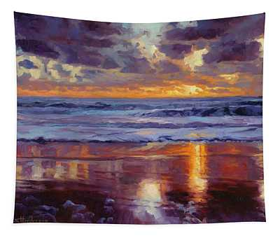 On The Horizon Tapestry