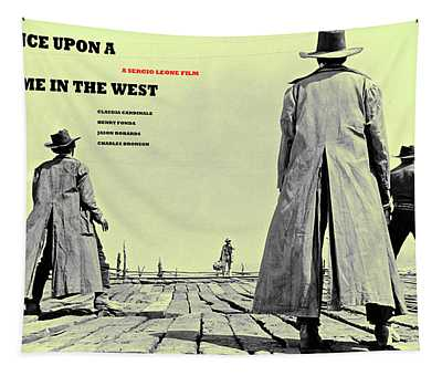 Once Upon A Time In The West, A Sergio Leone Film Tapestry