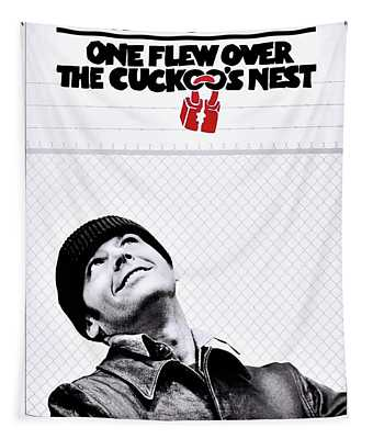 One Flew Over The Cuckoo's Nest Tapestry