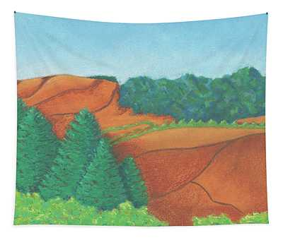 One Mesa Tapestry