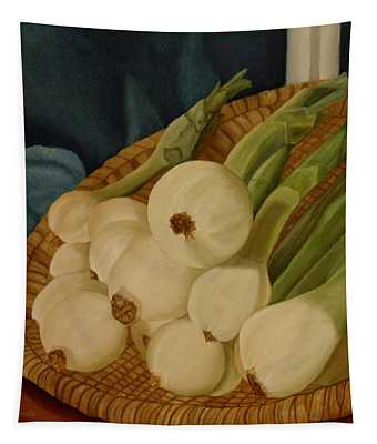 Onions Tapestry