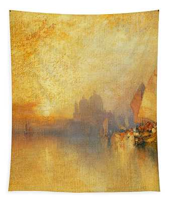 Opalescent Venice Tapestry