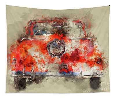 Orange Chevrolet Tapestry