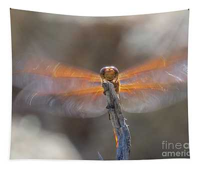 Dragonfly 4 Tapestry