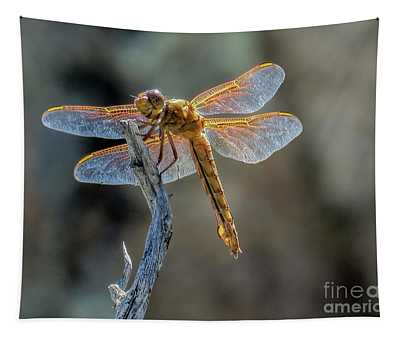 Dragonfly 6 Tapestry