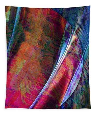 Orbit II Tapestry