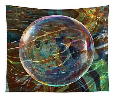 Orbital Flow Tapestry