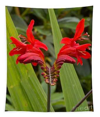 Oregon Flower 1 Tapestry