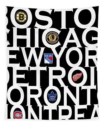 Original Six Tapestry