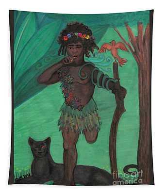 Osain Tapestry
