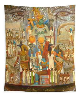 Osiris Tapestry