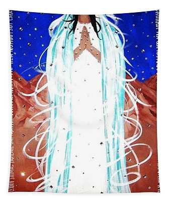 Our Lady Of Lucid Dreams Tapestry