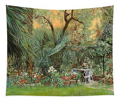Our Little Garden Tapestry