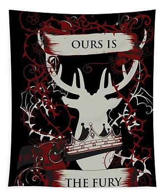Ours Is The Fury Tapestry