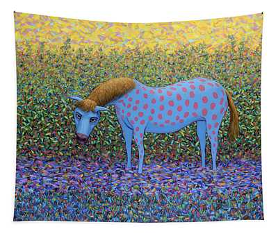 Out Of The Pasture Tapestry