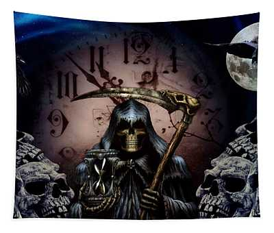 Out Of Time Tapestry
