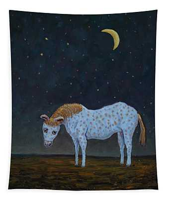 Out To Pasture Tapestry