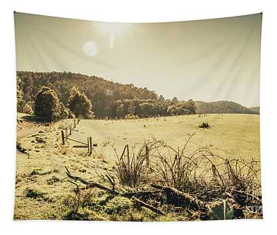 Outback Bound Tapestry
