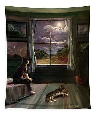 Outside The Window.  Inside The Soul. Tapestry