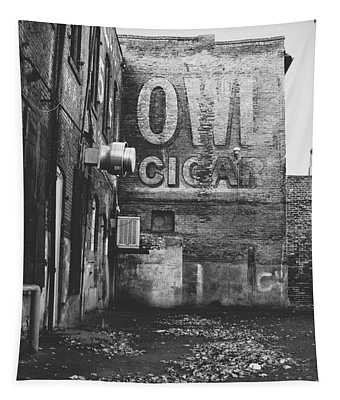 Owl Cigar- Walla Walla Photography By Linda Woods Tapestry