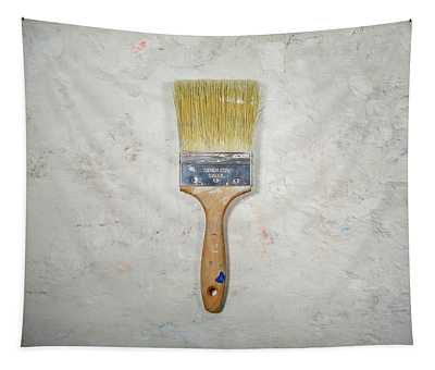 Paint Brush Tapestry