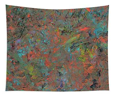 Paint Number 17 Tapestry