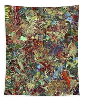 Paint Number 21 Tapestry