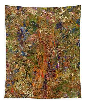 Paint Number 25 Tapestry