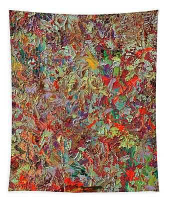 Paint Number 33 Tapestry