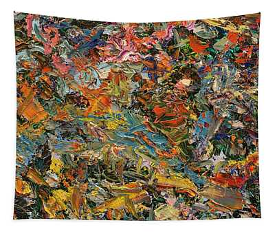 Paint Number 35 Tapestry