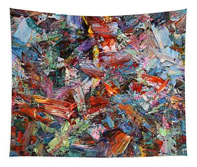 Paint Number 42-a Tapestry