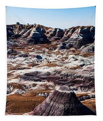 Painted Desert Purple Peak Tapestry