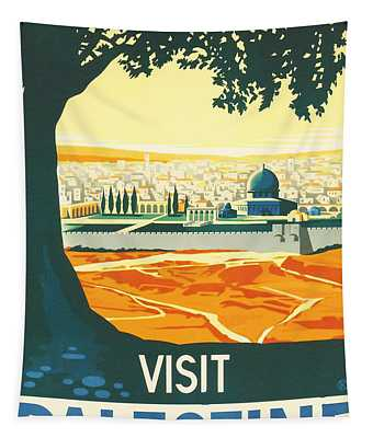 Palestine Tapestry