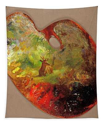 Palette Tapestry