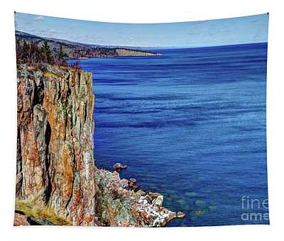 Palisade Head Tettegouche State Park North Shore Lake Superior Mn Tapestry