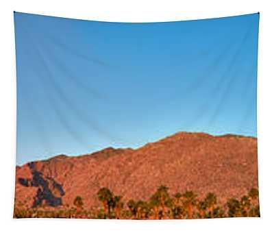 Palm Springs Sunrise Tapestry