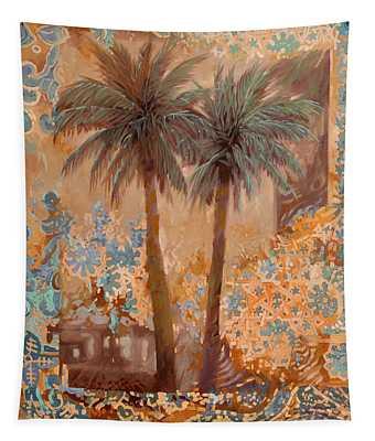 Palme E Decori Tapestry