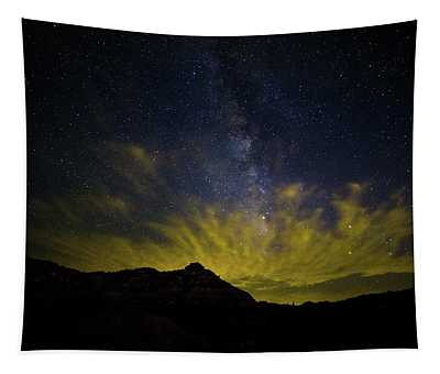 Palo Duro Nights Tapestry