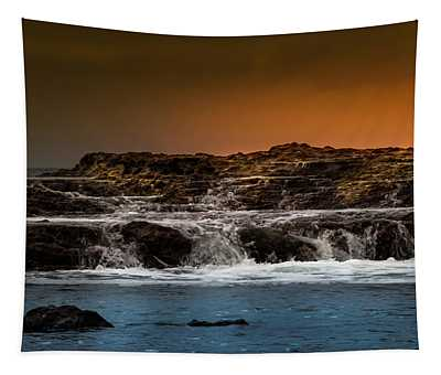 Palos Verdes Coast Tapestry