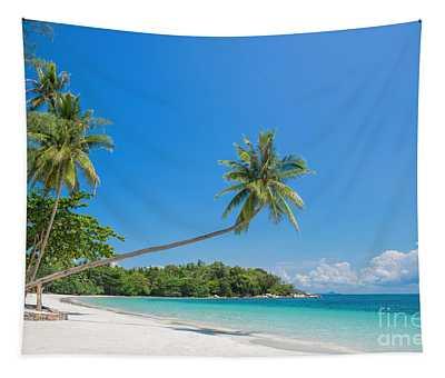 Paradise Beach Tapestry