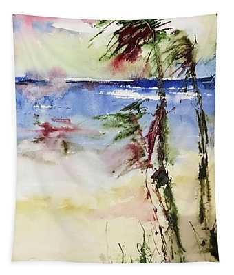 Paradise Palms Tapestry